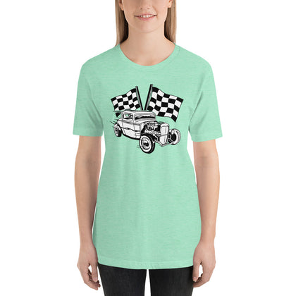 Hot Rod Race T-Shirt