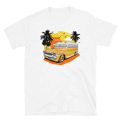 Lemon Dropped - Short-Sleeve Unisex T-Shirt