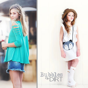 ADORABLE TRENDY KIDS CLOTHES