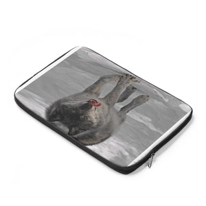 Everyone will want Your Laptop Sleeve - Protect The Wolves