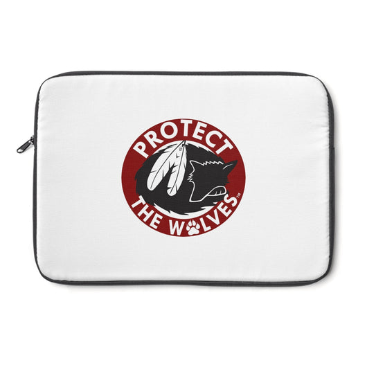 Protect The Wolves™ Laptop Sleeve
