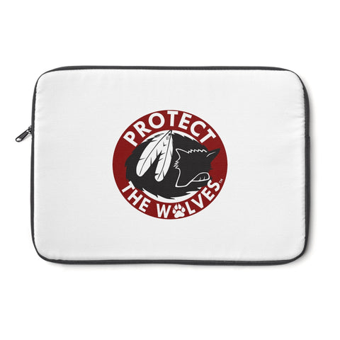 Image of Protect The Wolves™ Laptop Sleeve - Protect The Wolves