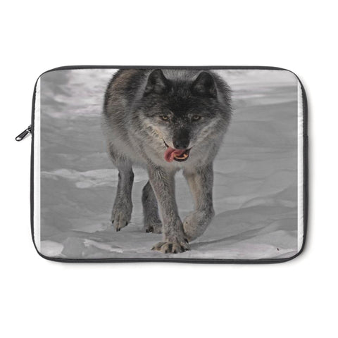 Image of Everyone will want Your Laptop Sleeve - Protect The Wolves