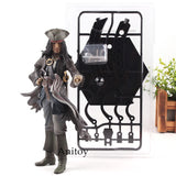 Captain Jack Sparrow from Pirates of the Caribbean Dead Men Tell No Tales  PVC Collection Model Toys
