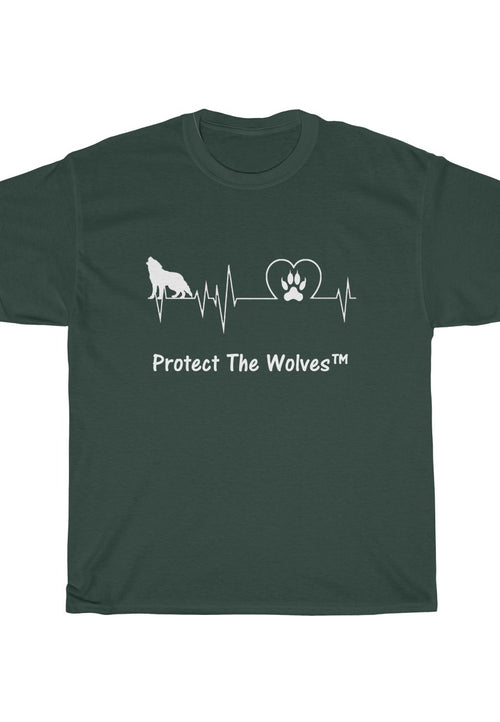 Our Hearts Beat the same - Protect The Wolves