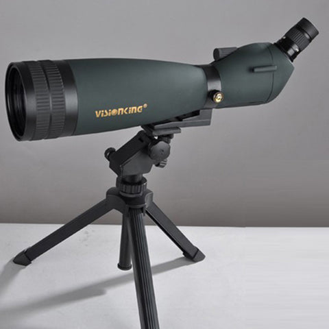 Visionking 30-90x90 Waterproof Spotting Scope - Protect The Wolves
