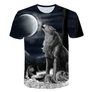 Wolf Men Women tshirt - Protect The Wolves