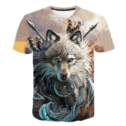 Image of Wolf Men Women tshirt - Protect The Wolves
