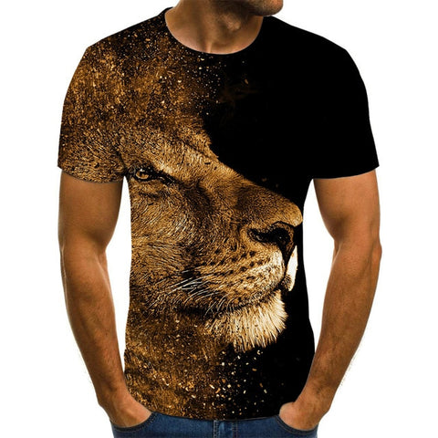 2 Wolves Print T-Shirt 3D Unisex Wolf Tshirt - Protect The Wolves