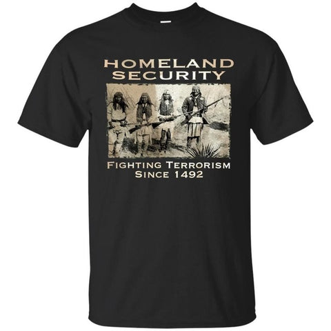 Image of Homeland Security Fighting Terrorism Since 1942 - Protect The Wolves