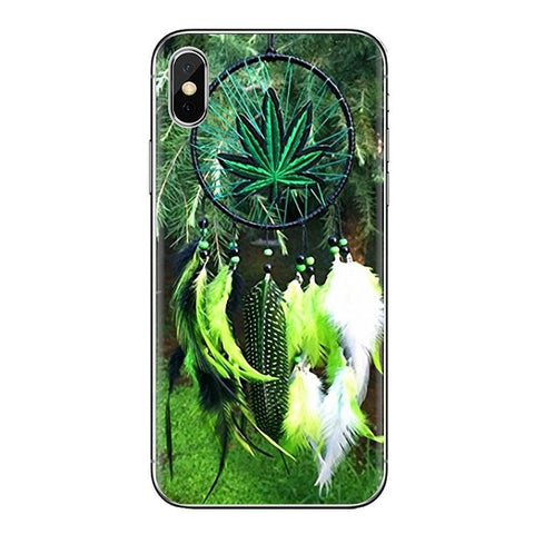 Image of Native american Transparent Soft Cases - Protect The Wolves