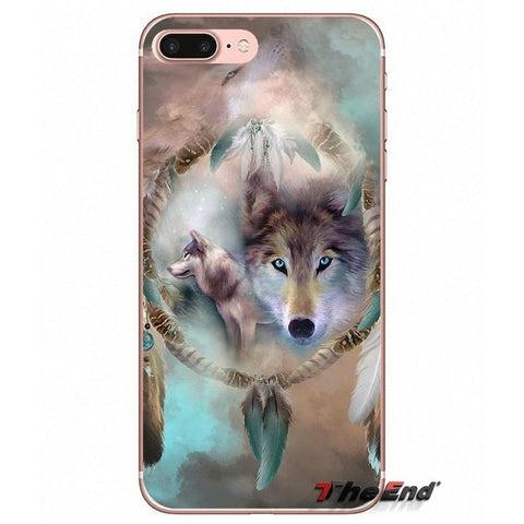 Soft Phone Cases - Protect The Wolves