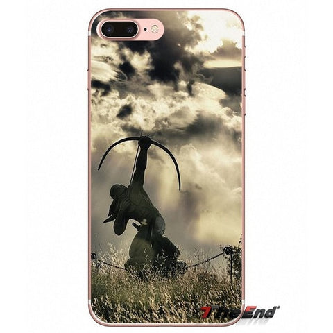 Image of Soft Phone Cases - Protect The Wolves