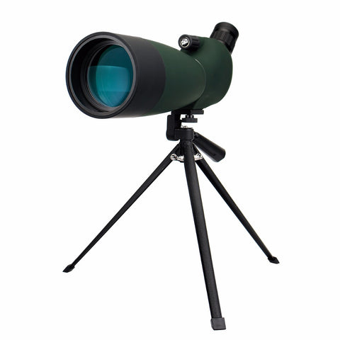 SVBONY SV28 Spotting Scope 25-75x70mm Telescope Zoom Waterproof Angled Monocular - Protect The Wolves