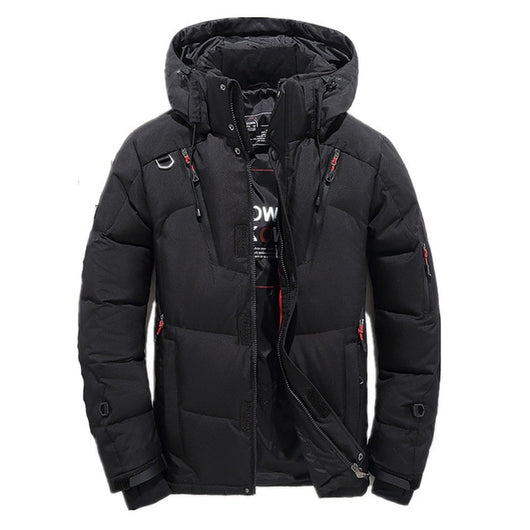 Thick Down Jacket men coat Snow parkas male Warm Brand Clothing winter Down Jacket Outerwear