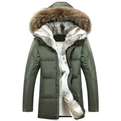 Winter men and women  jacket men high quality Men's down coat