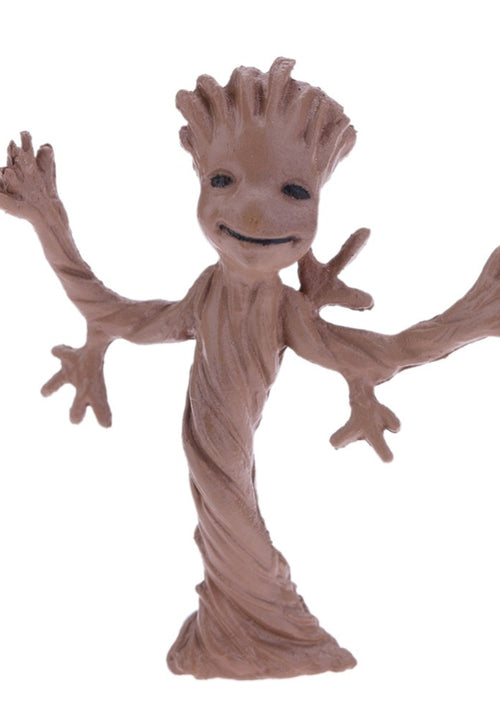 Baby Groot  Action Toy Flowerpot - Protect The Wolves