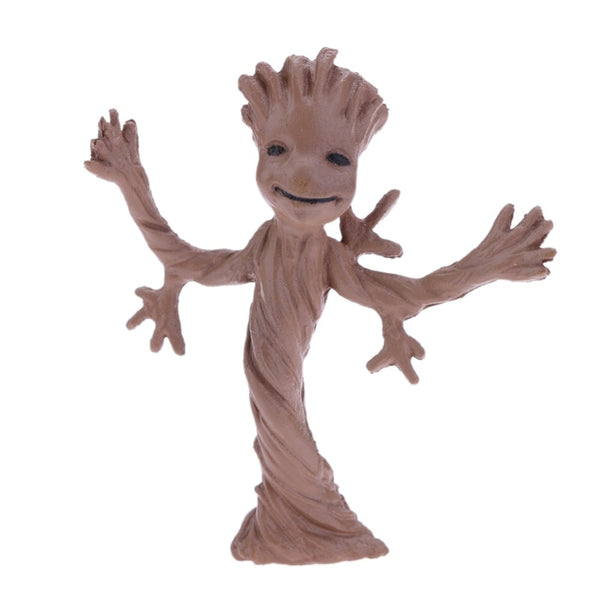 Baby Groot  Action Toy Flowerpot