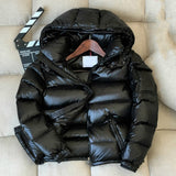 Winter Down Jacket Men Thick Warm Ultralight 90% White Duck Down Coat Male Hooded Mens Clothing Casual Outwear LWL1153