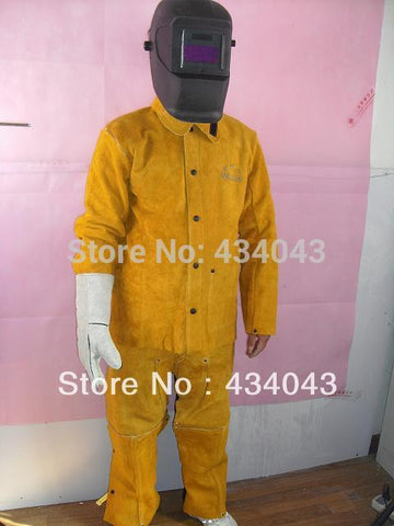 Special Protection Clothes Argon-arc welding Workwear Protective Clothing Work Wear Pant - Protect The Wolves
