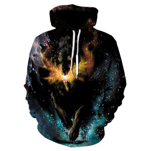 Protect The Wolves New wolf hoodies for Our Wolf Lovers - Protect The Wolves