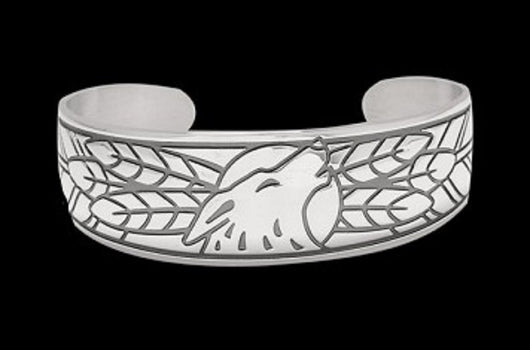 Native Wolf Spirit Bracelet