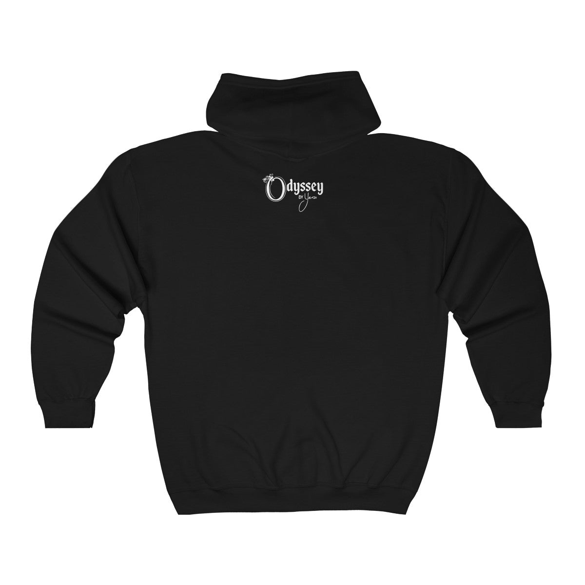 Odyssey Cross My Heart Men's Hoodies - White