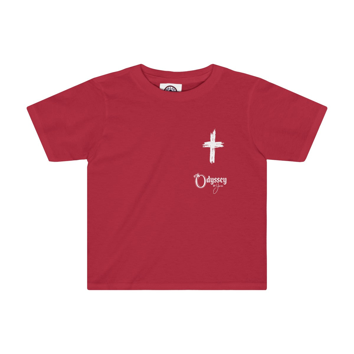 Odyssey Cross My Heart Kids Tee - Dark