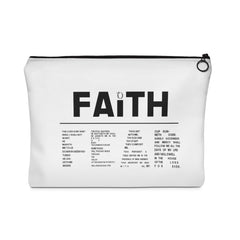 Odyssey Faith Over Fear Pouch