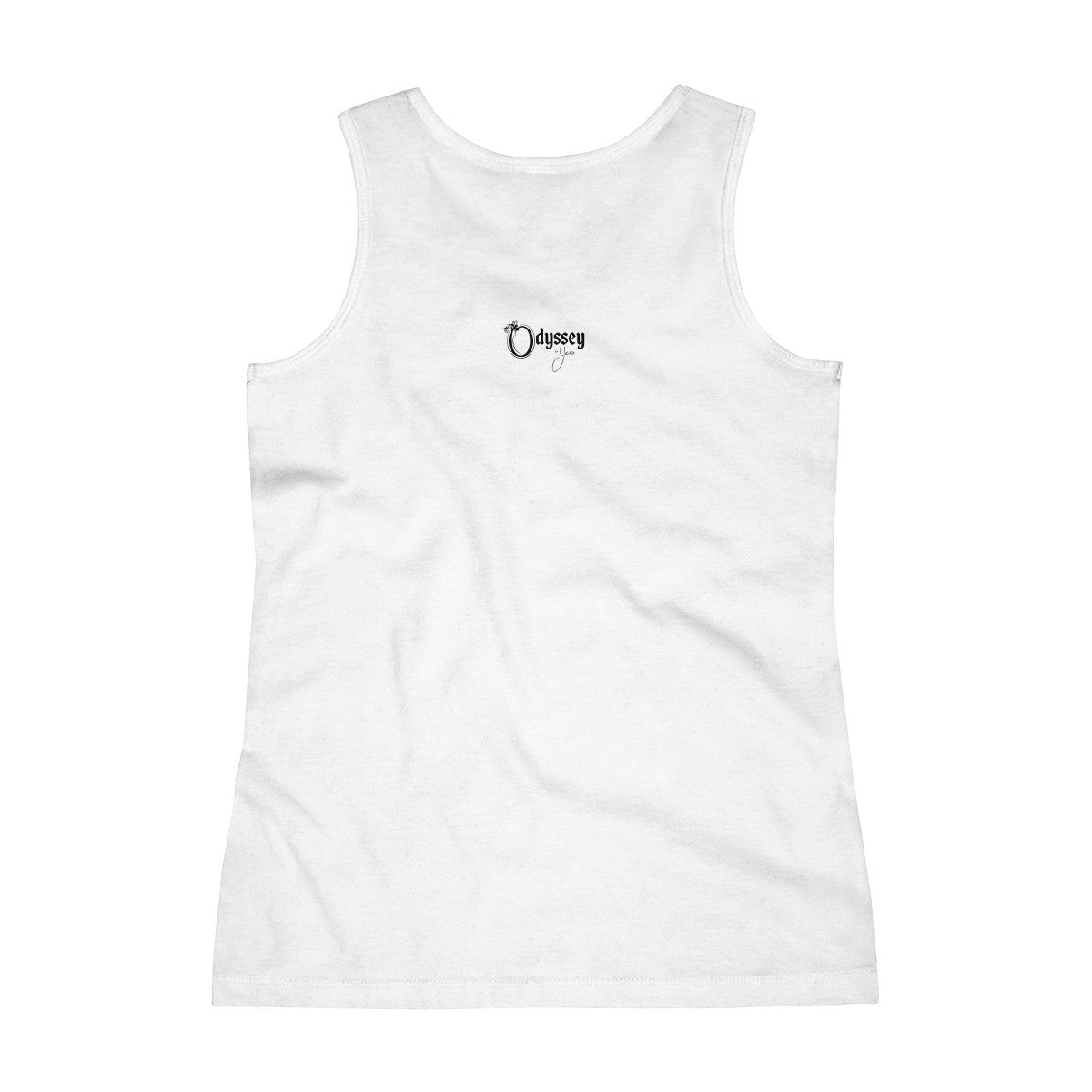Odyssey I Love Him Girls Tank Top -  Light