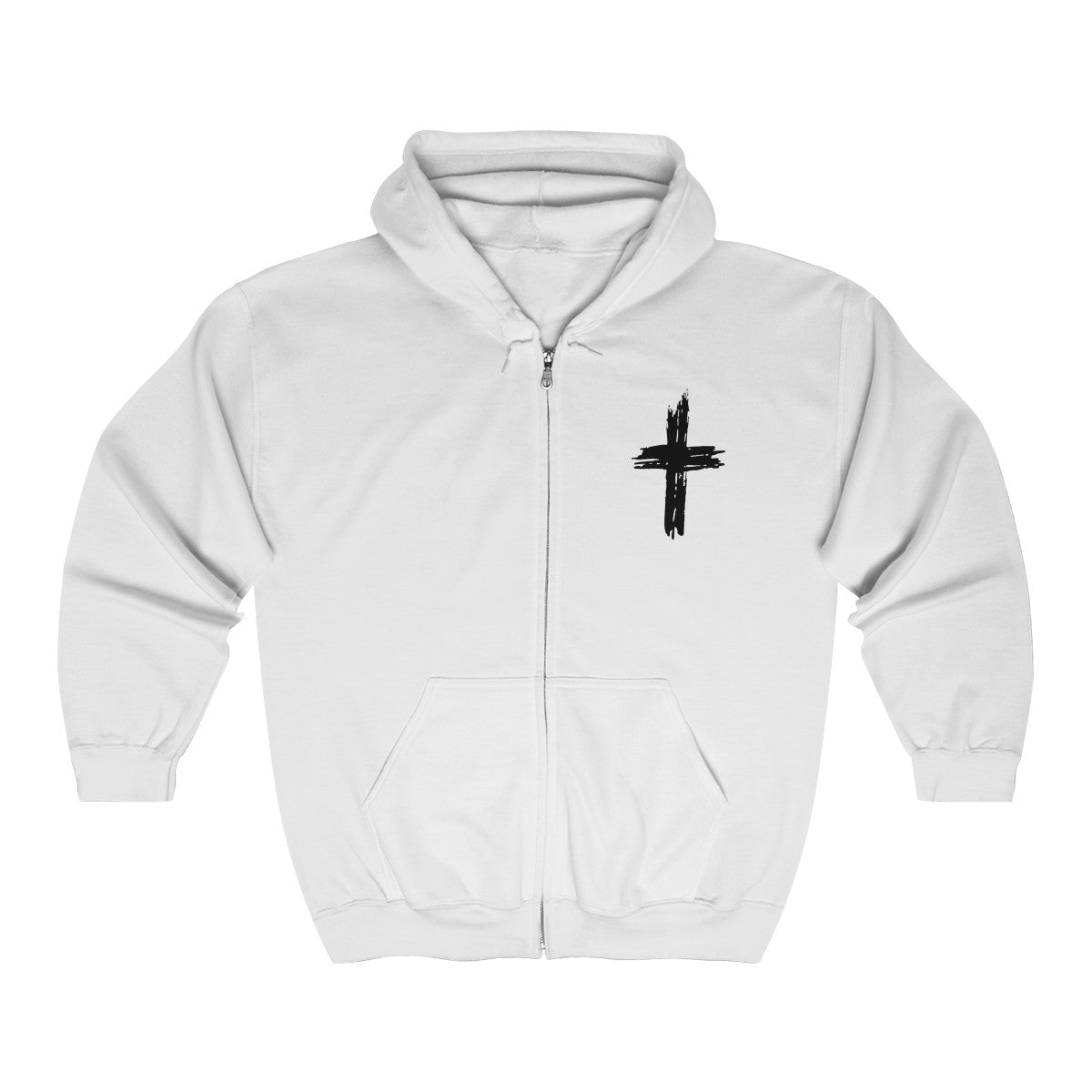 Odyssey Cross My Heart Men's Hoodies