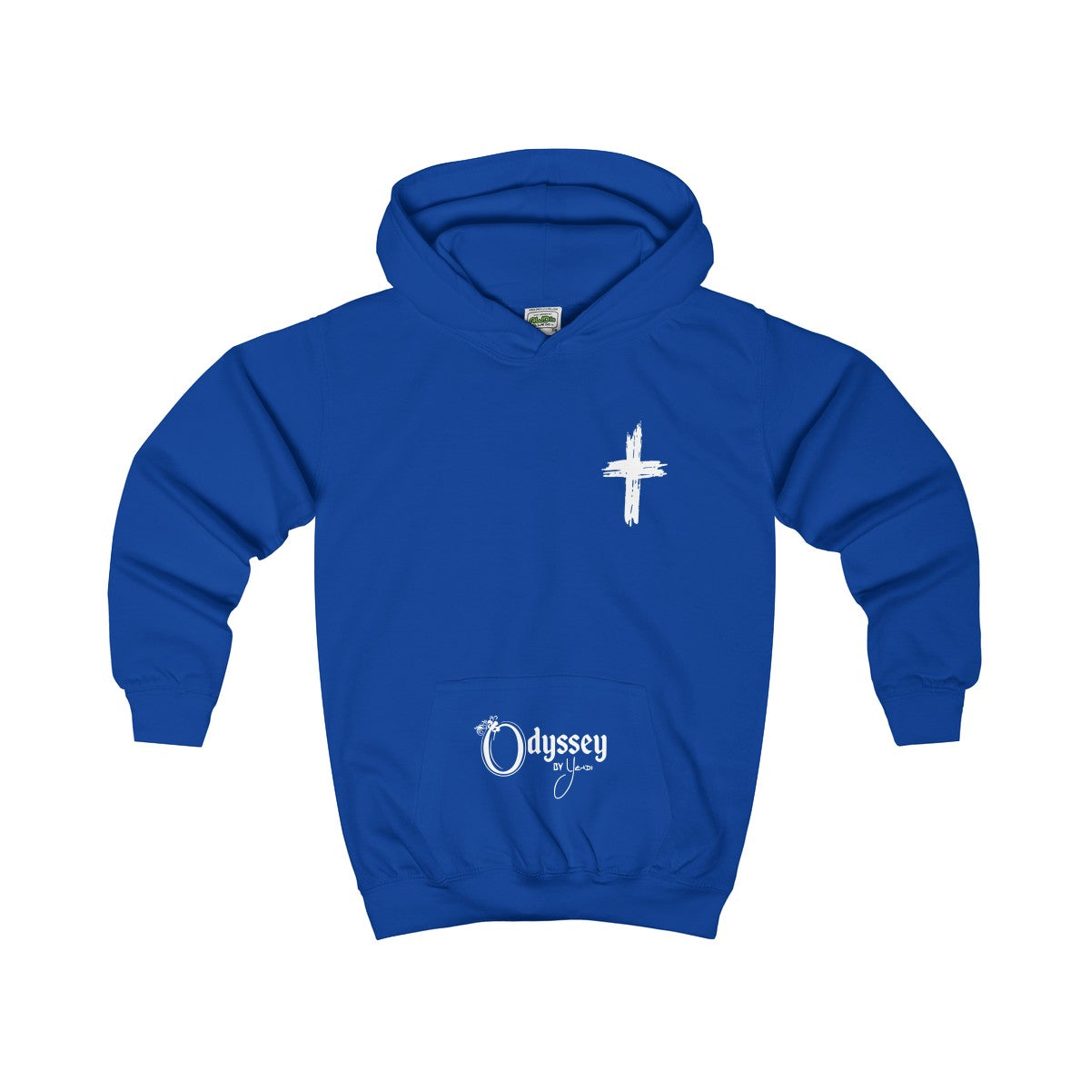 Odyssey Cross My Heart Kids Hoodie - Dark