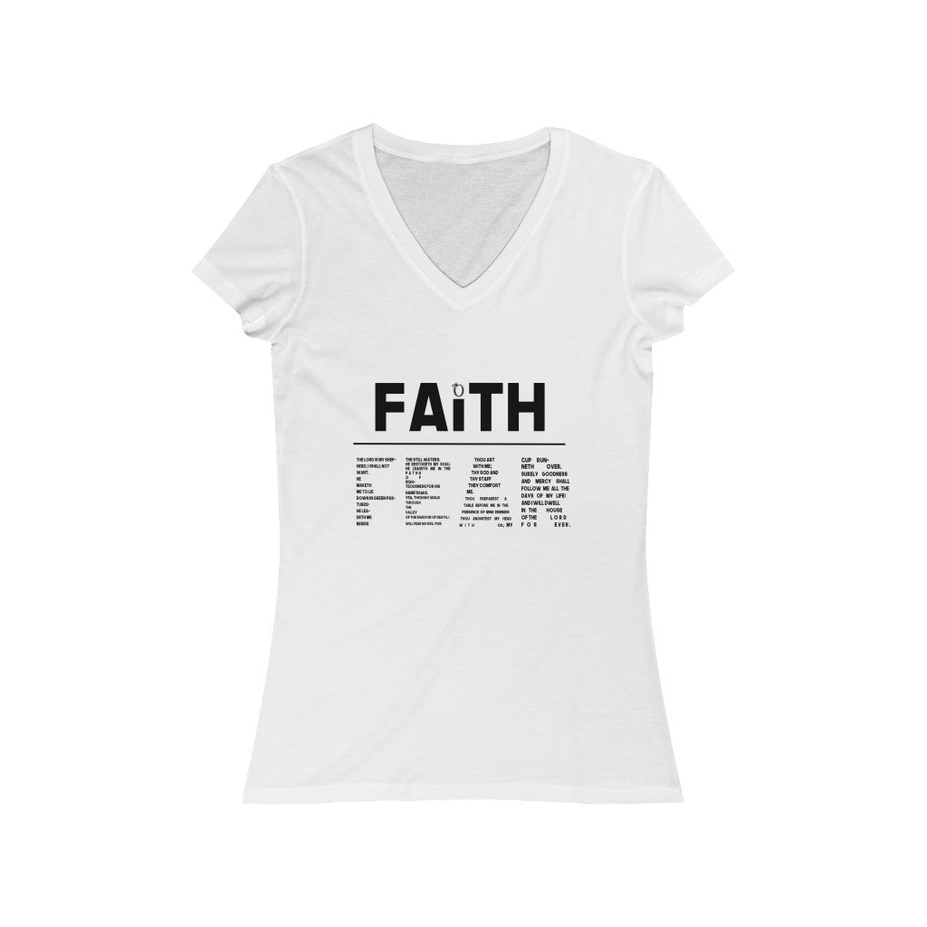Odyssey Faith Over Fear Women's Tee