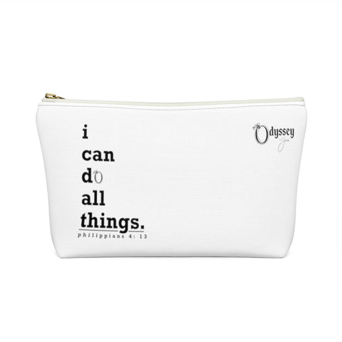 Odyssey I Can Do All Things - Pouch