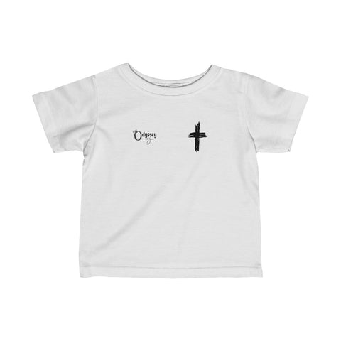 Odyssey Cross My Heart Infant Tee