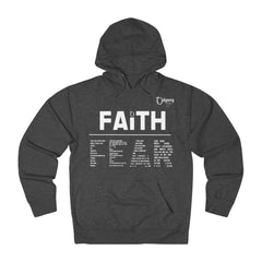 Odyssey Faith Over Fear Men's French Terry Hoodie