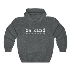 Odyssey Be Kind Unisex Hooded Sweatshirt - Dark