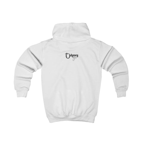 Odyssey I Can Do All Things Kids Hoodie