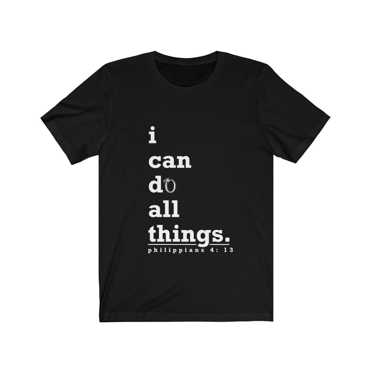 Odyssey I Can Do All Things Men's T-shirt