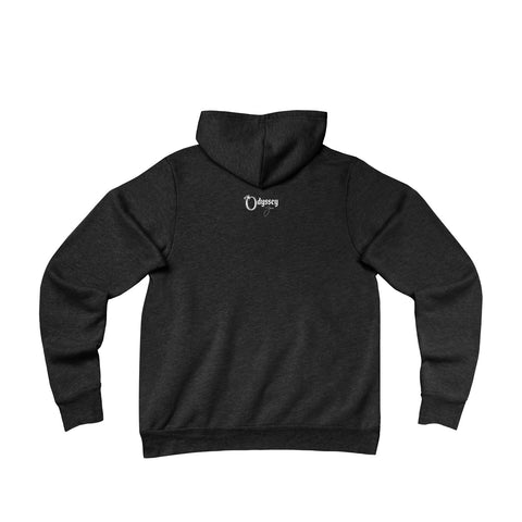 Odyssey Don't Lose Focus Unisex Fleece Pullover Hoodie