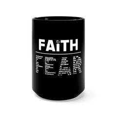 Odyssey Faith Over Fear Mug - Mug - Odyssey By Yendi