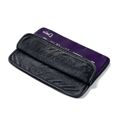 Odyssey Faith Over Fear Laptop Sleeve - Purple
