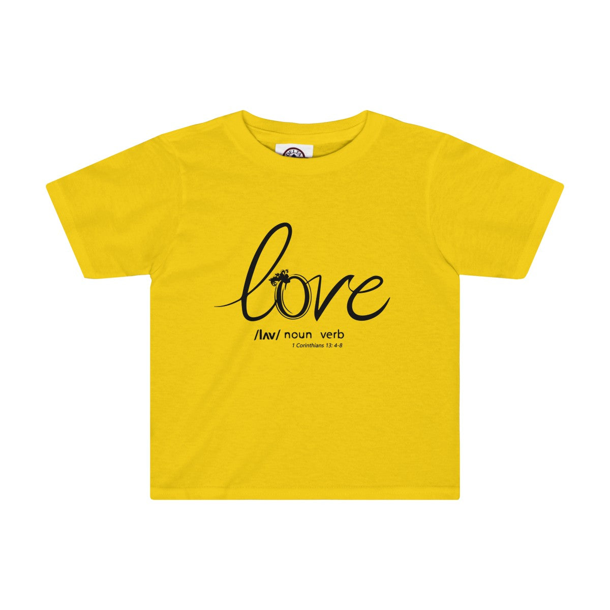 Odyssey Love Kids Tee - Light