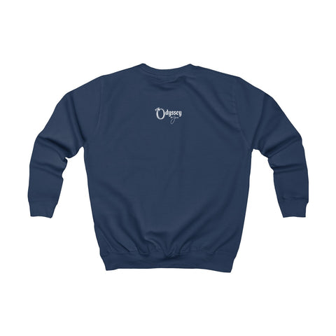 Odyssey Cross My Heart Kids Sweatshirt