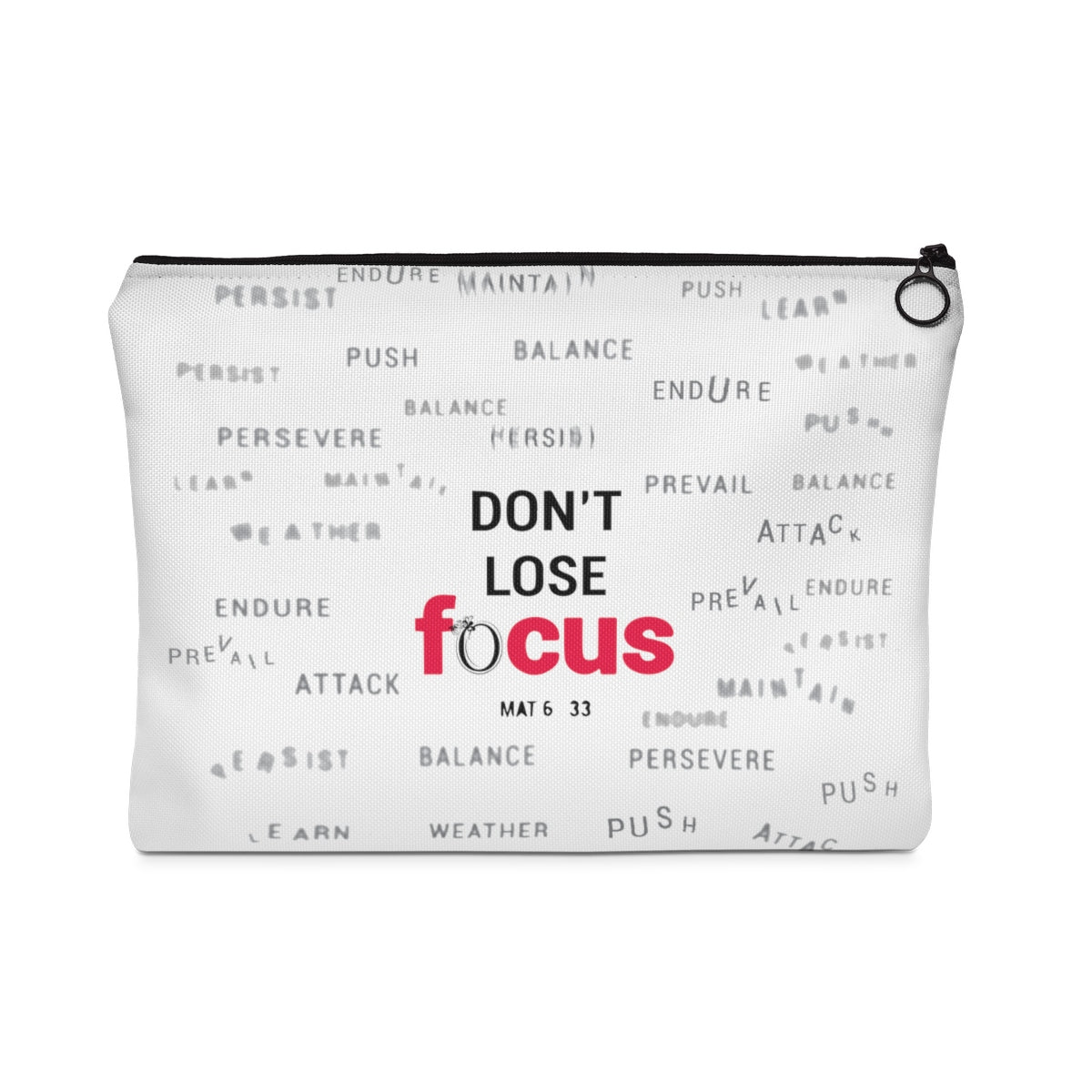 Odyssey Don't Lose Focus Pouch
