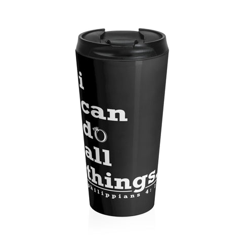 Odyssey I Can Do Travel Mug - Mug - Odyssey By Yendi