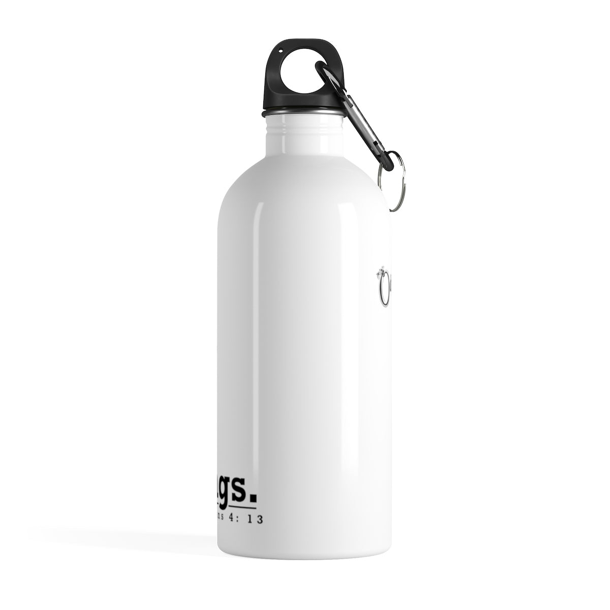 Odyssey I Can Do Stainless Steel Bottle - Mug - Odyssey By Yendi