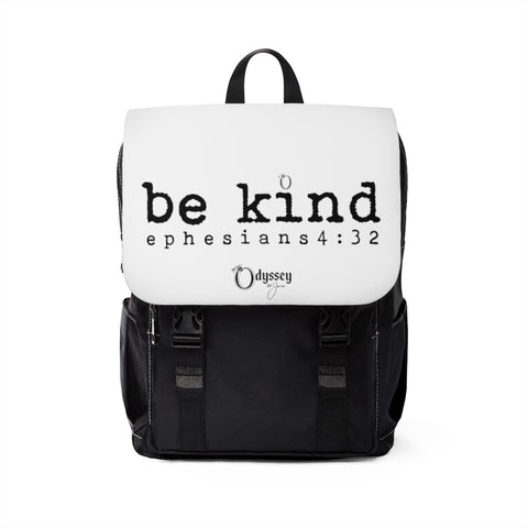 Odyssey Be Kind Unisex Shoulder Backpack
