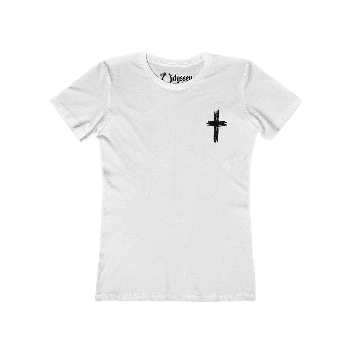 Odyssey Cross My Heart Women's Tee - Light