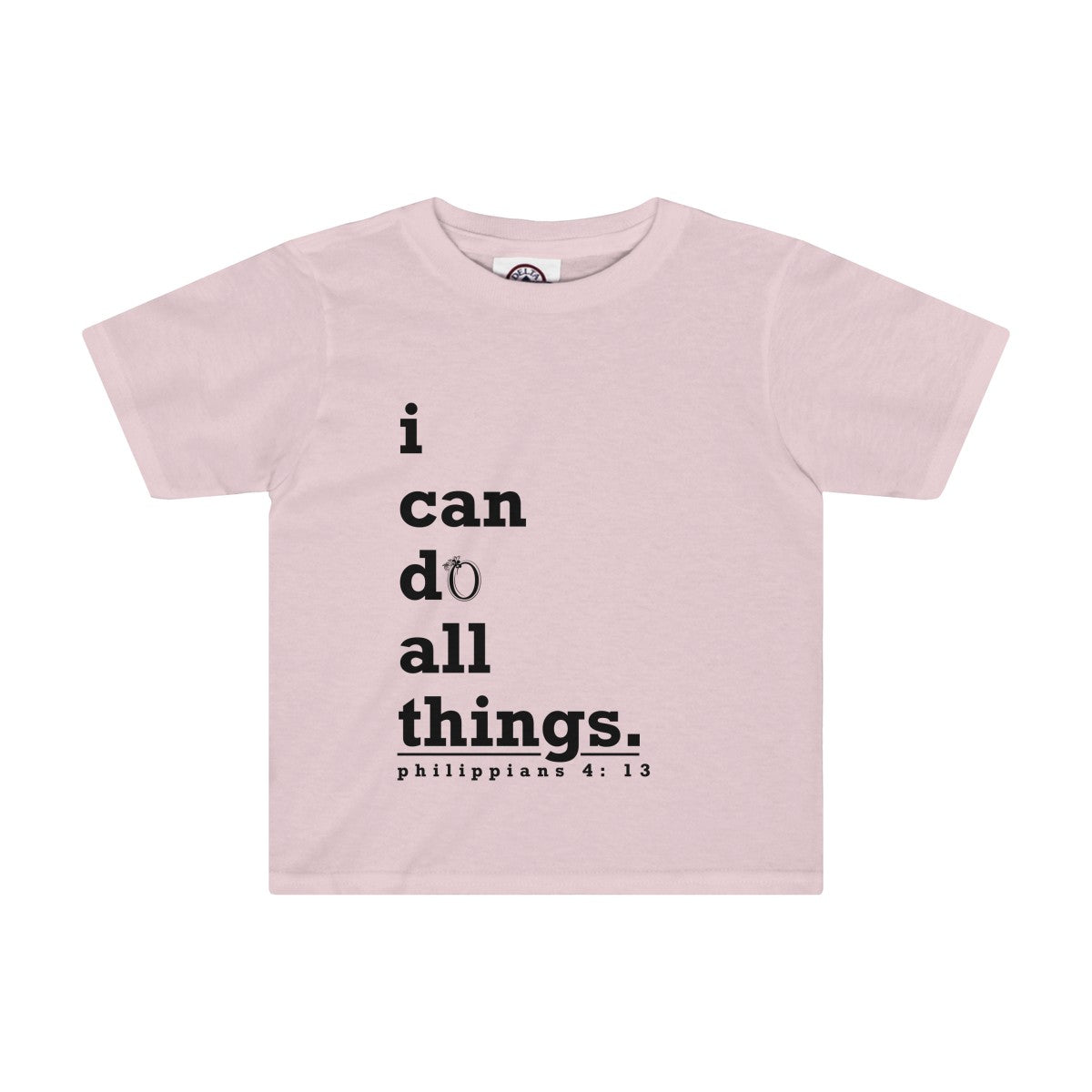 Odyssey I Can Do Kids Tee - Light - Kids clothes - Odyssey By Yendi